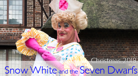 Jason Sutton in Snow White and the Seven Dwarfs