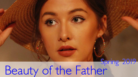 Jess Pritchard in Beauty of the Father