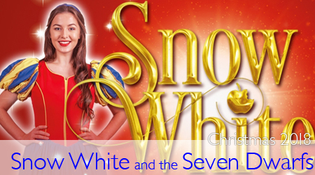 Jess Pritchard in Snow White and the Seven Dwarfs